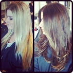 before-after-brown-highlights