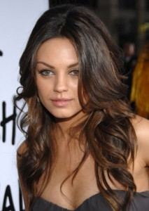 Favorite hair trends ive always had a thing for mila kunis she has such great style and is so beautiful without even trying what i love about this hair color is that it pmusecretfo Image collections