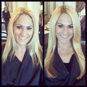 Craving a hair makeover read this first before after hair extensions pmusecretfo Choice Image