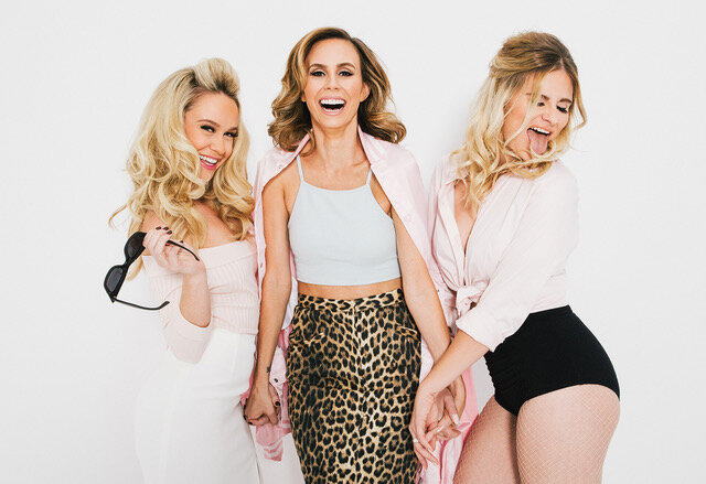 TheLadyGang-groupphotoAbout