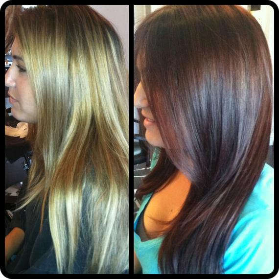 How Coloring My Hair Changed My Life